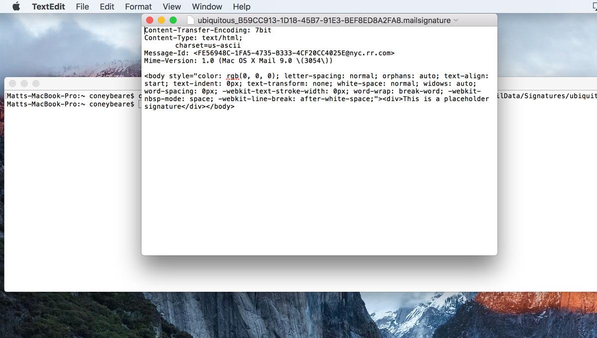 GiantUser - Custom Made HTML Email Signatures